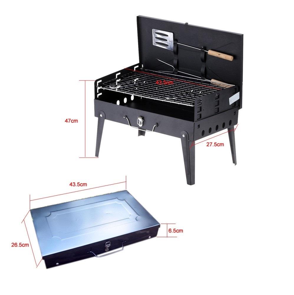 barbecue portable valisette abrirama barbec1. Black Bedroom Furniture Sets. Home Design Ideas