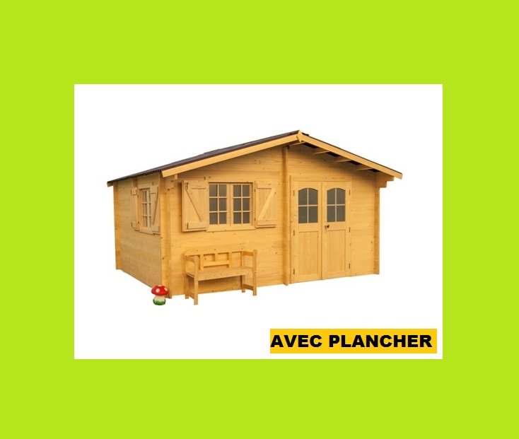 Abri Jardin Nancy Lorraine 5 15x4 44m Plancher Double Vitrage