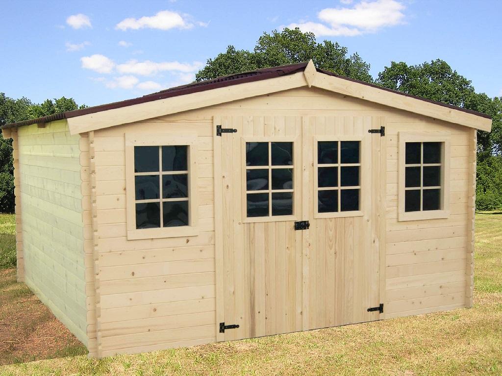 abri jardin bois bandol 4 16x3 14m 13m2 sans plancher abrirama abris de jardin bois. Black Bedroom Furniture Sets. Home Design Ideas