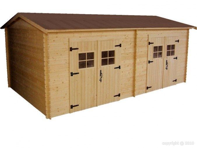 abri jardin bois dordogne 3 80x6 20m 23 56m2 abrirama abris de jardin en bois pas. Black Bedroom Furniture Sets. Home Design Ideas